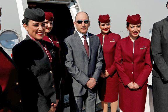 Sjef for flygigant sa at jobben hans kun passet for menn. Nå må han be om unnskyldning.