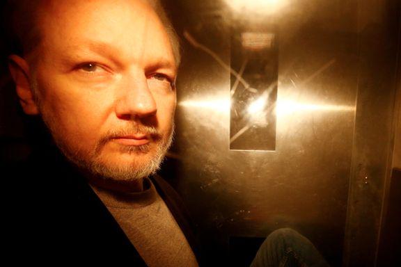 CNN: Assange brukte Ecuadors ambassade til å manipulere presidentvalget i USA