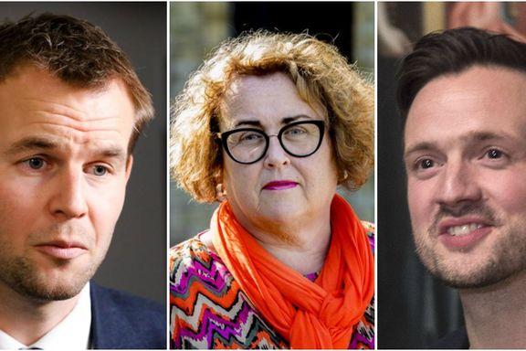 DN og VG: Ropstad, Bollestad og eks-bergensbyråd blir statsråder