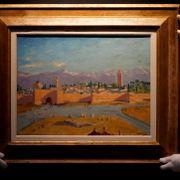 Churchill-maleri solgt for over 83 millioner