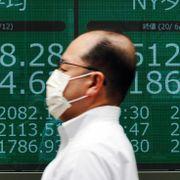 Børsras i Asia etter kollaps på Wall Street