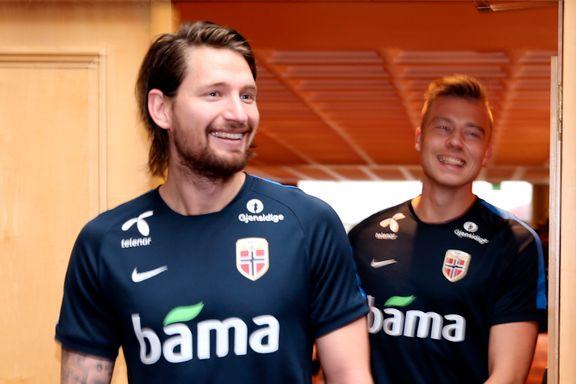 Strandberg tatt ut på landslaget: – Jeg har lagt ned en vanvittig jobb
