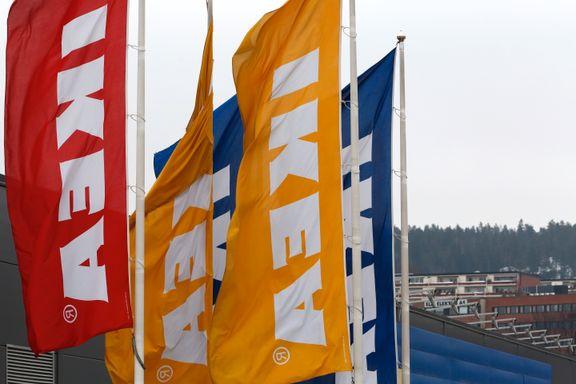Tenåringer pågrepet under nattebesøk på Ikea