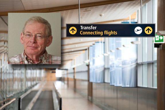 Bagasjerot: Vil fortsatt unngå å mellomlande på Oslo Lufthavn