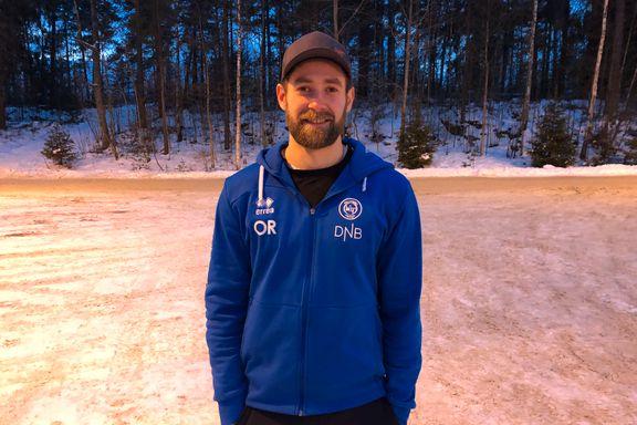 Håkon (28) hadde egentlig lagt opp. Nå storspiller han for BKT - og forlenger vikariatet.