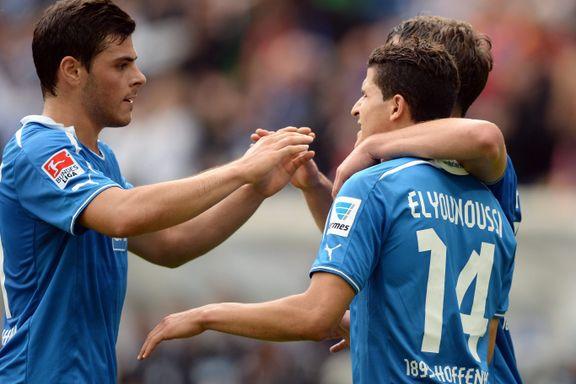 Tarik-assist da Hoffenheim vant