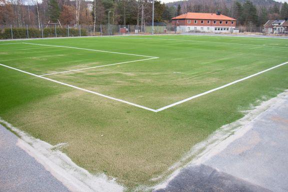 Denne banen er den første i sitt slag i Kristiansand