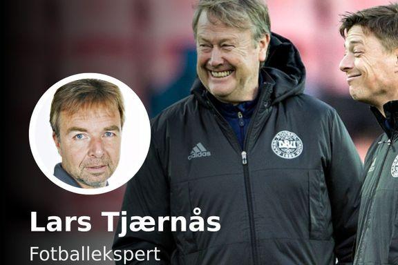 «Danmark har vært hjemmesittere de to siste mesterskapene. Nå stoler de på at en 64-åring fra Hareid skal sikre VM-plassen»