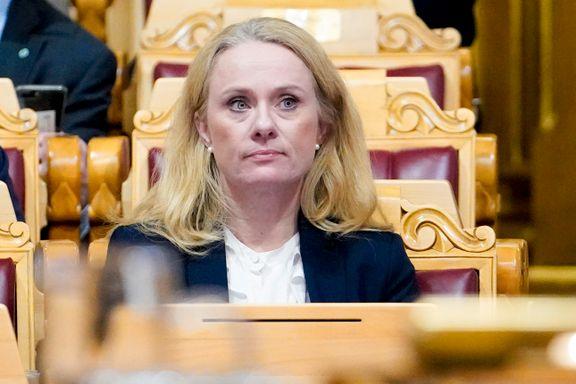 Arbeidsministeren hemmeligholdt Nav-referat som hun nå sier at ikke finnes