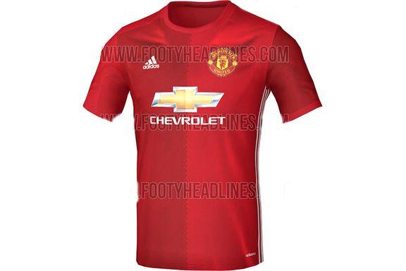 En av de fineste Manchester United-draktene