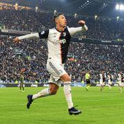 Ronaldo og resten av stjernene i Italia må spille for tomme tribuner frem til april