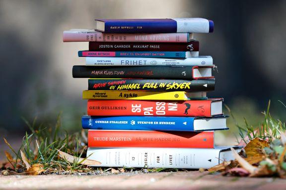 Disse bøkene bør du lese i høstferien