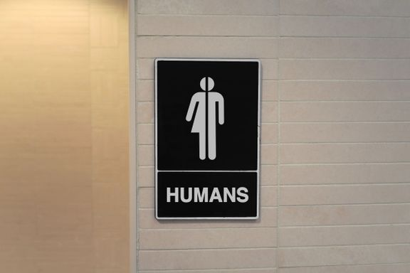 Folk må få lov til å være folk. Aksepter et tredje kjønn!   Mikkel Hjelle