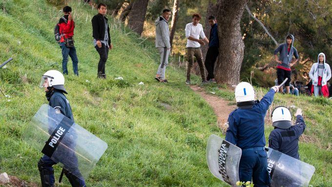 Norge har bedt Hellas ta tilbake 917 flyktninger