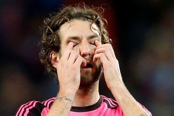 Stor skuffelse etter at VM-håpet brast for Skottland