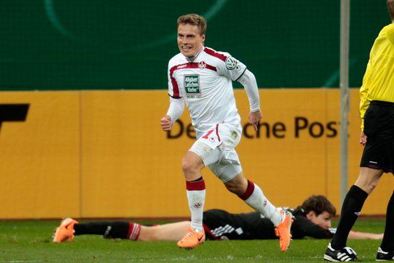 Jenssen med assist i Kaiserslautern-seier