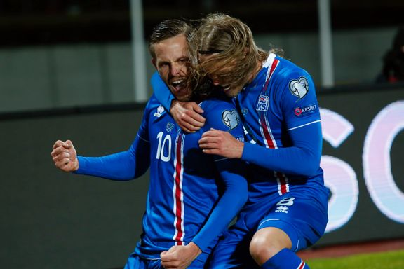 Nå skal Island skrive VM-saga: – Jeg får tårer i øynene