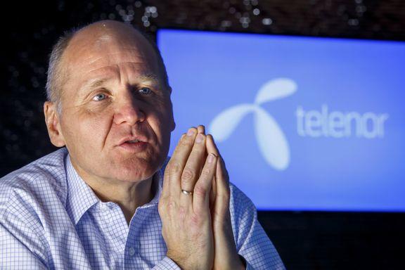 Konkurransetilsynet gir Telenor 788 millioner i gebyr
