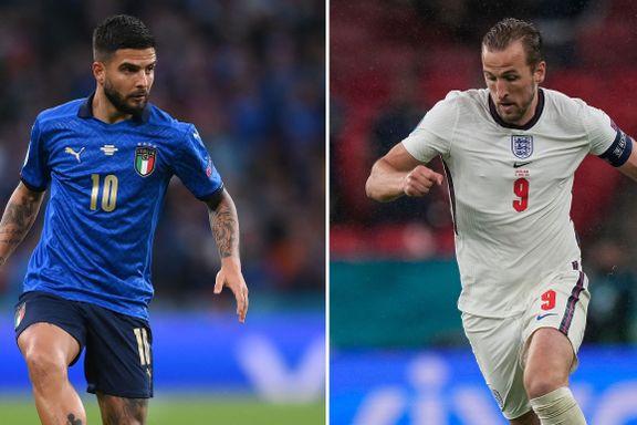 EM-finalen spiller for spiller: «Én ting er utilgivelig for England»