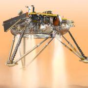 NASA er klar til å lande en «muldvarp» på Mars