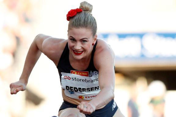 Isabelle Pedersen på medaljejakt i EM: – Det er en helt annen verden nå