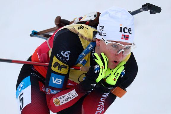 VM skiskyting direkte: Følg kvinnenes jaktstart