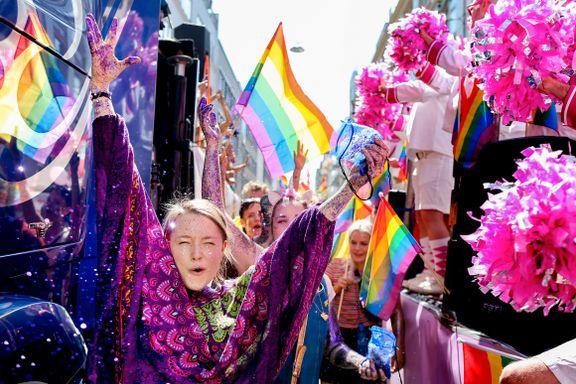 Her er fem ting du bør merke deg ved årets Pride