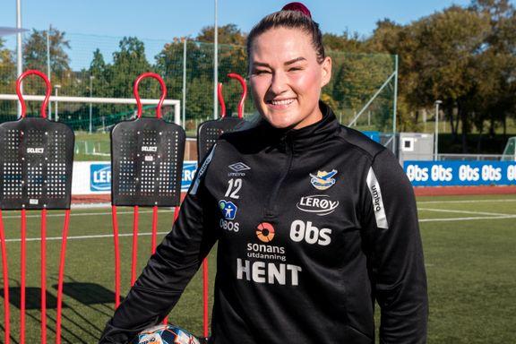 Fotball for TV-aksjonen: Her avslører hun sitt hemmelige våpen