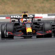 Verstappen vant Frankrike Grand Prix etter dramatisk duell
