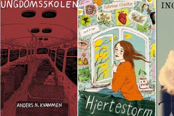 Er en av disse den beste barneboken i Norden?
