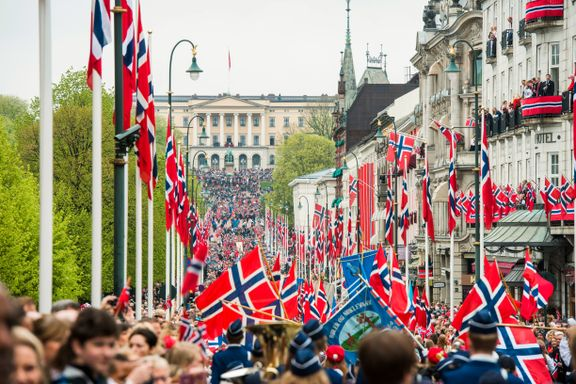 17. mai: Over 40 personer i masseslagsmål på Aker brygge.