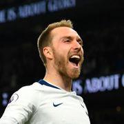Tottenham festet grepet om tredjeplassen etter Eriksen-kanon