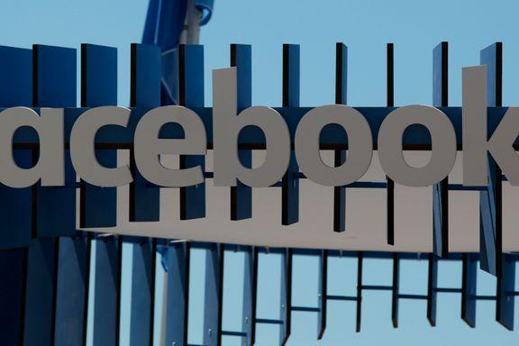 Opp mot to millioner Facebook-brukere ble feilaktig erklært døde