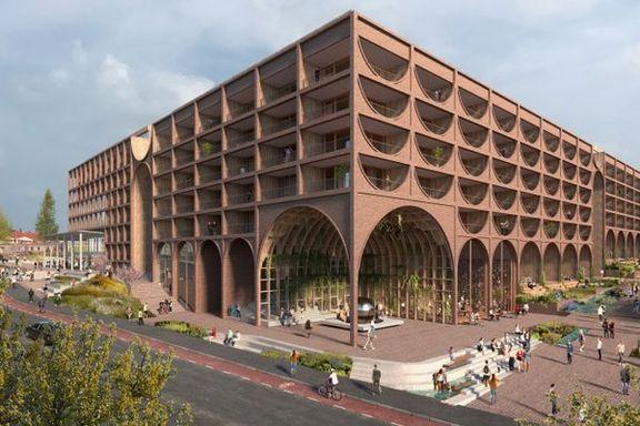 Vil gjenskape Oslo-bydelens industrihistorie i nytt boligbygg