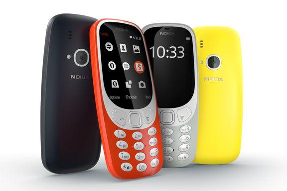 Nokia-klassiker er tilbake