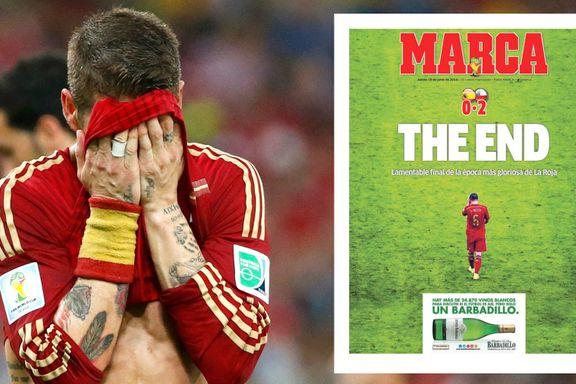 Ekspert mener Spania-stjerner kom utmattet til VM