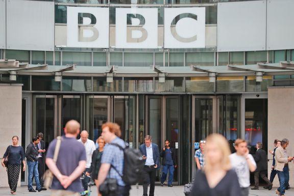 BBC-stjerner tjener mer enn statsministeren i Storbritannia