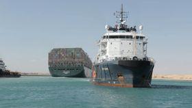 «Ever Given» kan gi kjemperegning for selskaper med varer om bord