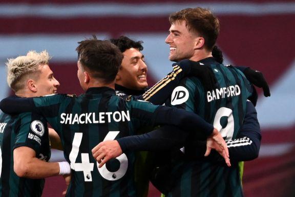 Scoret hat trick på 19 minutter: Leeds opp på tredjeplass etter sterk seier