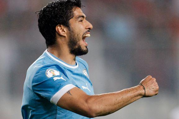 Suarez stjal overskriftene på godt og vondt -  igjen