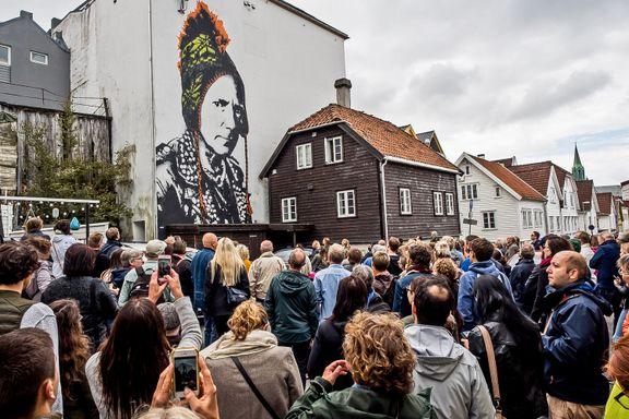 Nuart søker vegger i Oslo: – Vi ønsker å gjøre Oslo til en kunstby