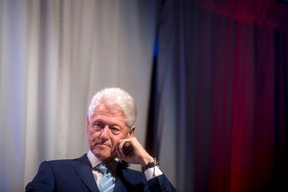 USA reviderer stadig sitt forhold til Bill Clinton. De liker ham mindre og mindre.