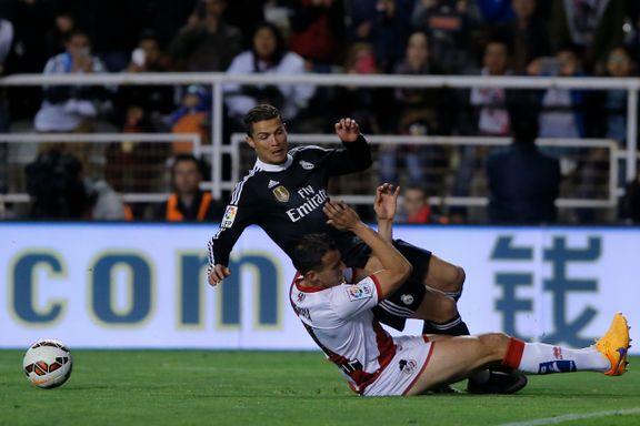 Real Madrid anker Ronaldo-karantene