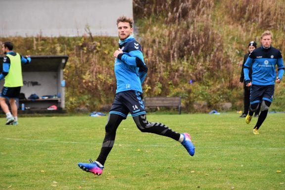 Ødela seg i Brøndby, nå kan han lede Sandnes Ulf til eliten