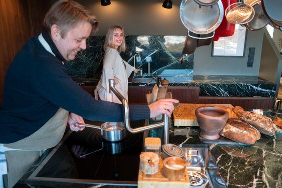 Mesterkokkens drømmekjøkken: – Det skal ikke være store avstander på et kjøkken