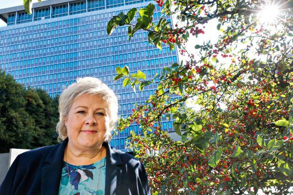 Statsbygg om statsministerens flytting fra Høyblokken: – Vi var ikke kjent med beslutningen.