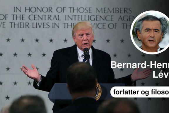 Donald Trumps konspirasjon mot Amerika | Bernard-Henri Lévy