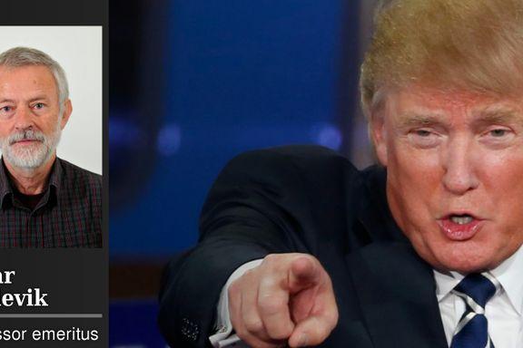 Kan Trump takke seg selv for gale meningsmålinger? | Ottar Hellevik