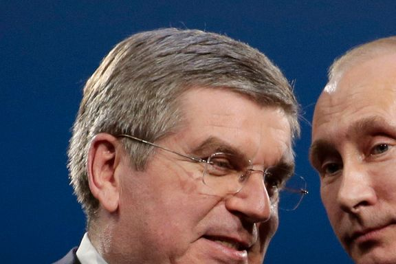 «IOC gjenvant troverdigheten, men klarer FIFA det samme?»