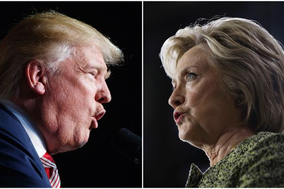 Slik skal Trump og Clinton psyke hverandre ut i debatten